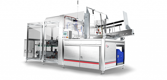 Carton formers case erectors RS Series servo cartoning machine