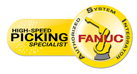 Packaging Equipment FANUC Authorized Integrator