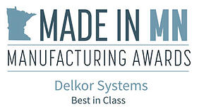 Packaging Equipment MN Manufacturing Award