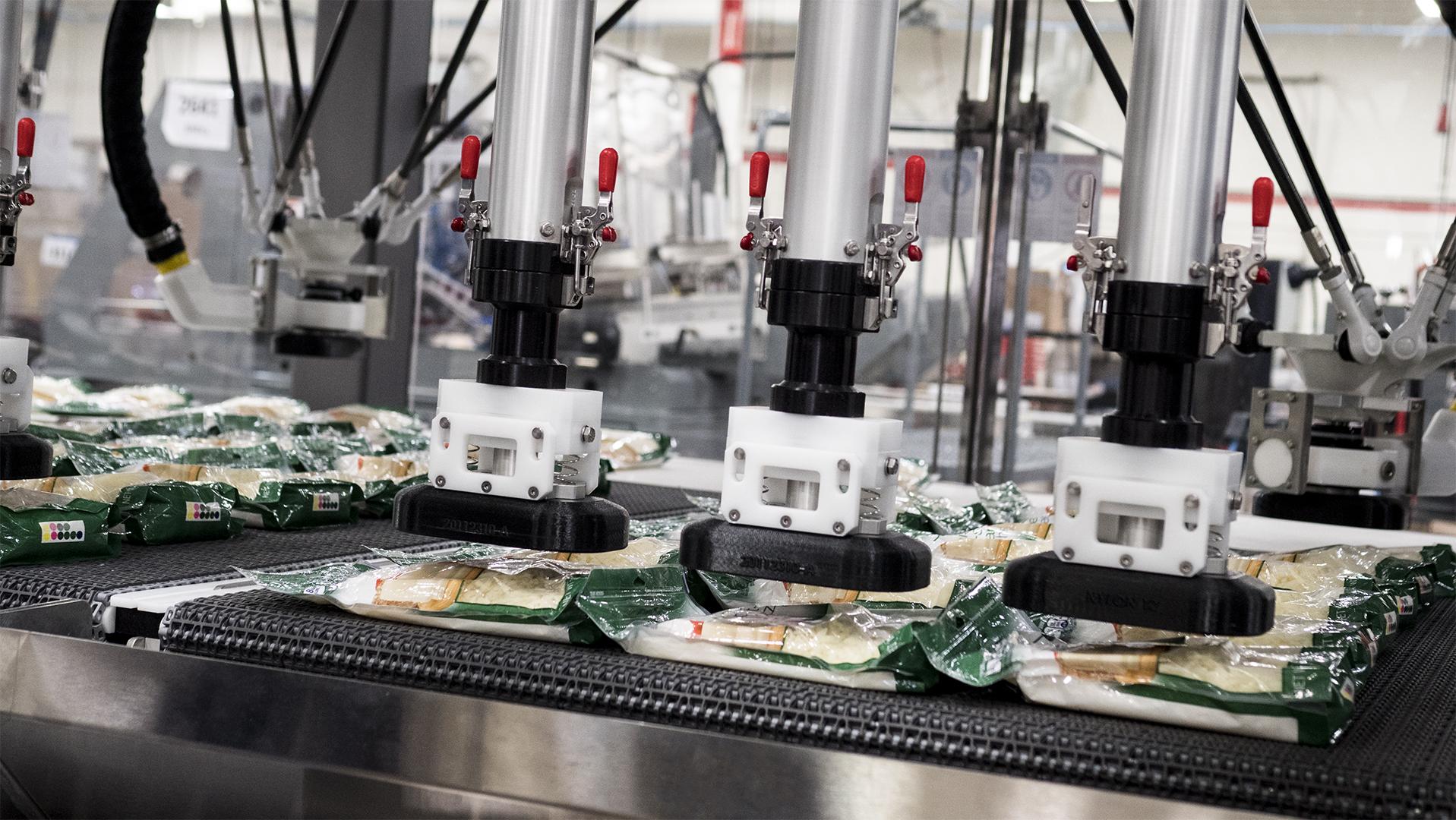 182445 - MSP Series Case Packer - Schreiber - Dairy