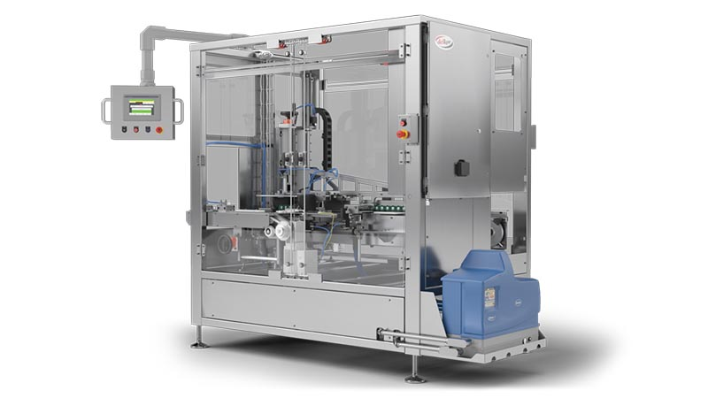 Bakery Packaging precision cartoning system Capstone S Series