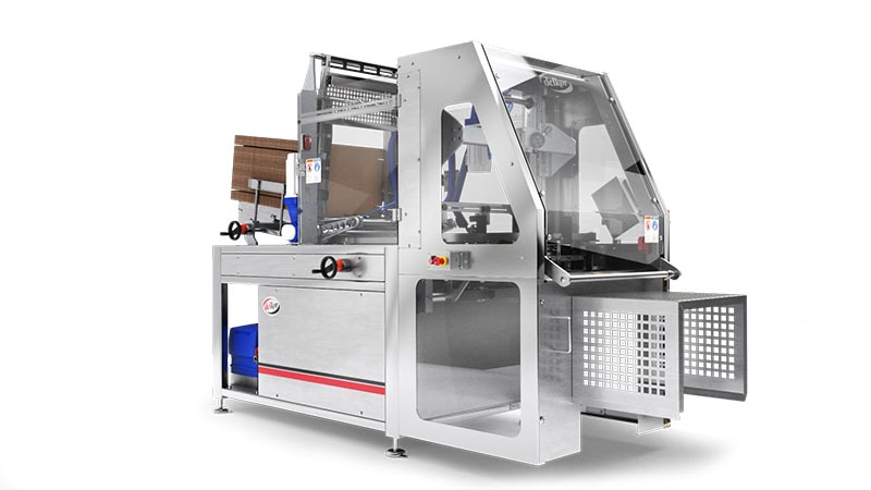Bakery packaging cartoning equipment Trayfecta S Series