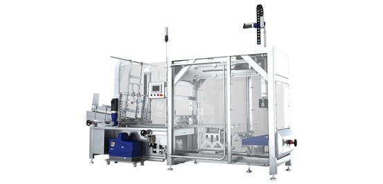 Carton formers case erectors versatile case erector Trayfecta G Series