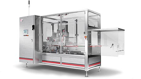 High-speed, precise carton sealer