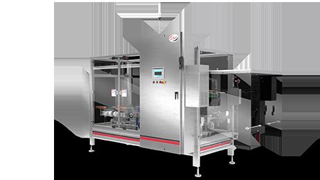 Carton sealer for Delkor cartoning equipment