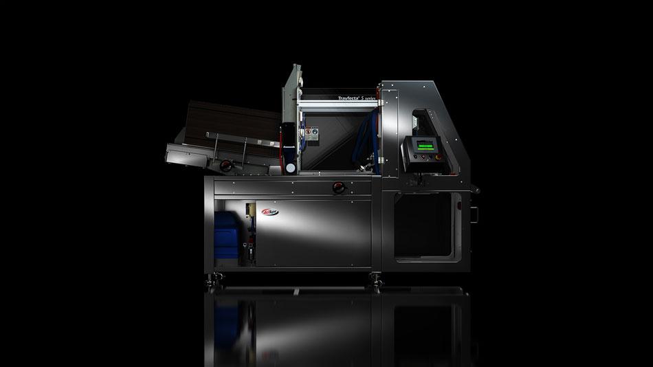 Cartoning Equipment Trayfecta S Series Glam Shot