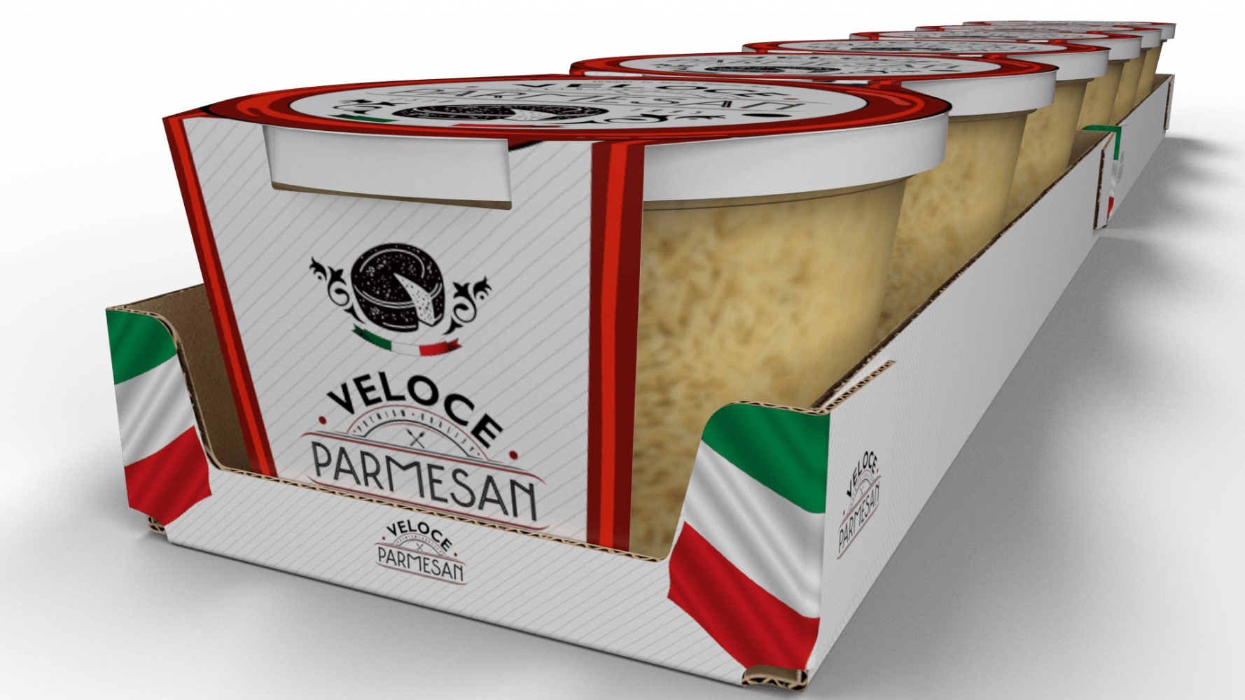 Cheese Expo Turbo Case