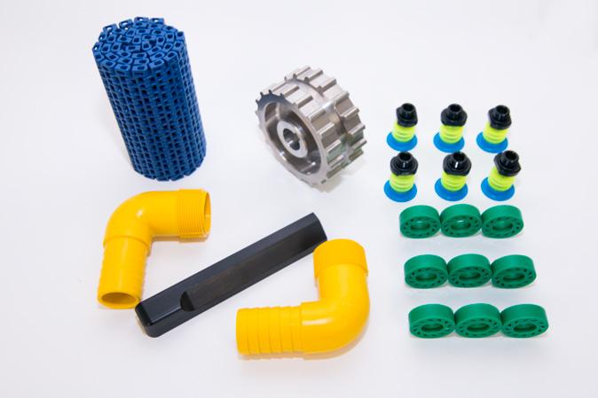 Delkor parts department parts kit for machine