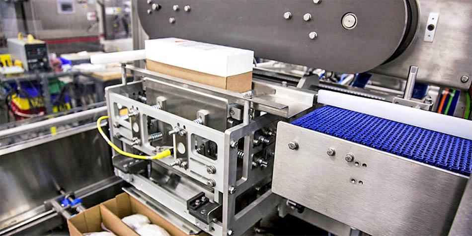 Lidding machine application process