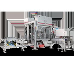 Lidding Machine C series carton packer