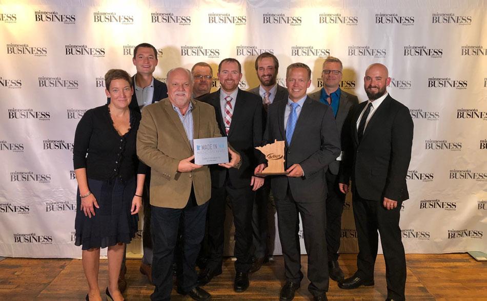 Packaging Manufacturers Award Winners