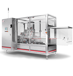 Pick and Place Robot Capstone S Series Carton Sealer