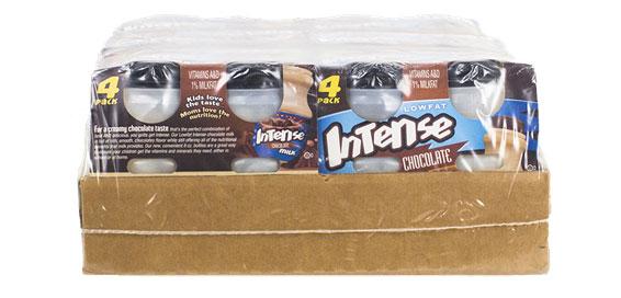 Rigid packaging tray shrink package design