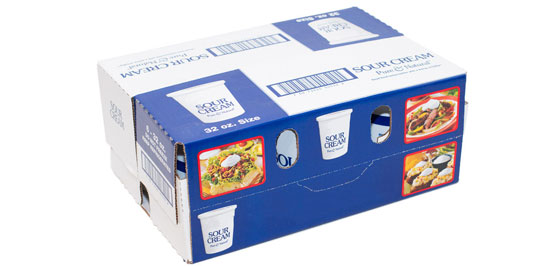 RSC and FSC for rigid packaging