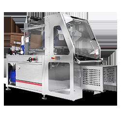 Robotic top loader Trayfecta S series cartoning system