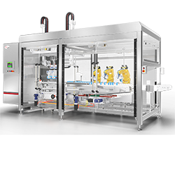 Sealing machine VC Series carton packer for stand-up pouches