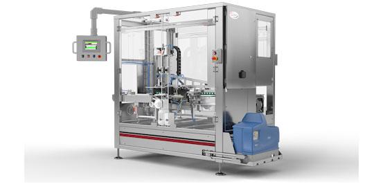 Sealing machine Capstone M series mechanical carton sealer