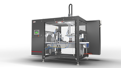 Feature-Rich Tray and Case Packer with Perfect Pattern Technology.