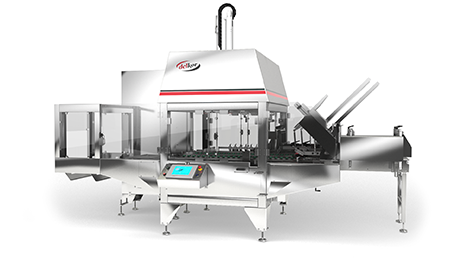 A Shrink Wrap Machine that Replaces the Need for Corrugated Boxes.