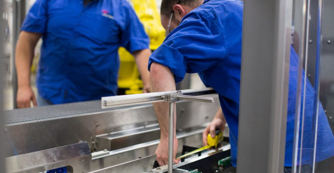 Upgrades and conversions for existing Delkor machines installed by Delkor technicians