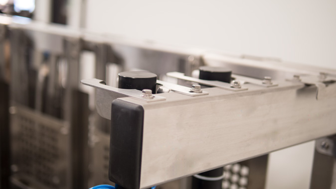 Delkor tooling cart clean design and organization