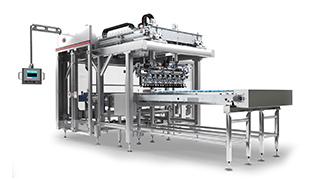 Packaging Equipment - Filler Integrated Packer 8